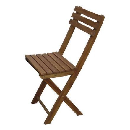 Židle skládací VTP 37WDC025 Acacia, skládací