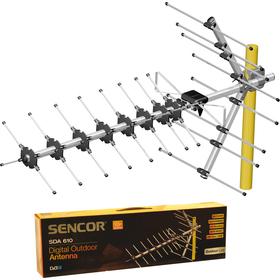 Sencor SDA-610 DVB-T ANTÉNA VENKOVNÍ