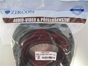 Zircon HDMI Premium 10m
