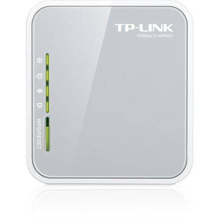TP-Link TL-MR3020 Portable 3G/3.75G Wifi N Router