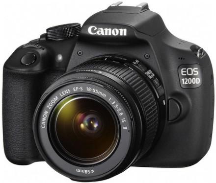 CANON EOS 1200D 18-55 III DC
