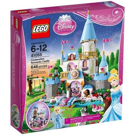 Stavebnice Lego® Disney Princezny 41055 Popelčin romantický zámek