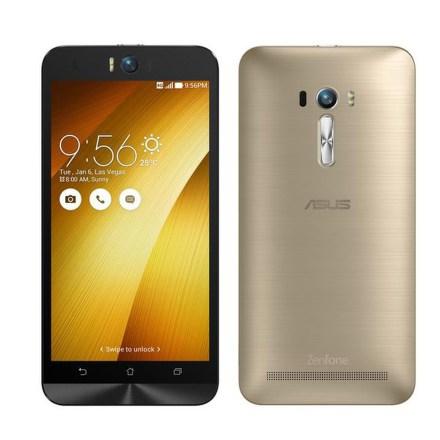 Mobilní telefon Asus ZenFone Selfie 32 GB ZD551KL - zlatý