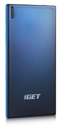 Power Bank iGET SLIM B 3500mAh - modrá