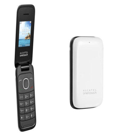 ONETOUCH 1035D Pure White ALCATEL