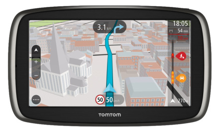 Navigace TomTom GO 61 World Traffic Lifetime