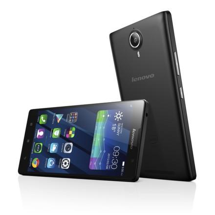 Mobilní telefon Lenovo P90 Pro 64 GB - černý