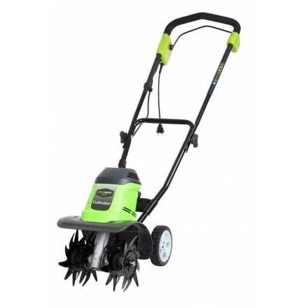 Kultivátor Greenworks GTL9526