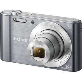 Sony Cyber-Shot DSC-W810 stříbrný