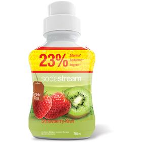 Sodastream Sirup Green IceTea Kiwi/Jahoda 750ml