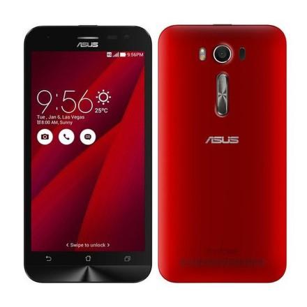 Mobilní telefon Asus ZenFone 2 Laser 32 GB ZE500KL - červený