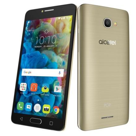 Mobilní telefon ALCATEL POP 4S 5095K - zlatý