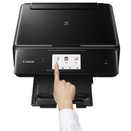 Tiskárna multifunkční Canon PIXMA TS8050 A4, 15str./min, 10str./min, 9600 x 2400, duplex, WF, USB - černá