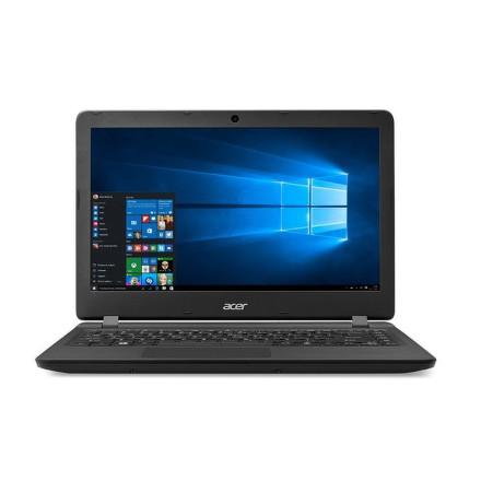 """Ntb Acer Aspire ES13 (ES1-332-P2CX) Pentium N4200, 4GB, 64GB, 13.3"""""""", HD, bez mechaniky, Intel HD, BT, CAM, W10 - černý"""