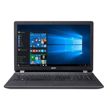 "Ntb Acer Extensa 15 (EX2519-P8A7) Pentium N3710, 4GB, 1TB, 15.6"""", HD, DVD±R/RW, Intel HD, BT, CAM, Win10 Pro - černý"