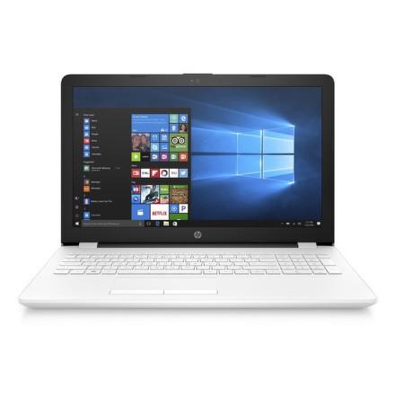 """Ntb HP 15-bw051nc A6-9220, 4GB, 128GB, 15.6"""""""", HD, DVD±R/RW, AMD R4, BT, CAM, W10 - bílý"""