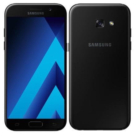 Mobilní telefon Samsung Galaxy A5 (2017) - černý