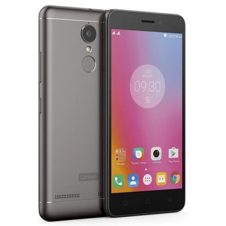 Mobilní telefon Lenovo K6 Power Dual SIM - šedý