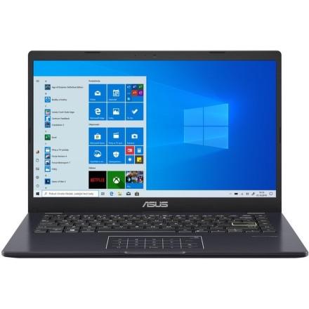 "Ntb Asus (A410MA-EK218TS) modrý + Microsoft 365 pro jednotlivce Celeron N4020, 4GB, 64GB, 14"""", Full HD, bez mechaniky, Intel UH"