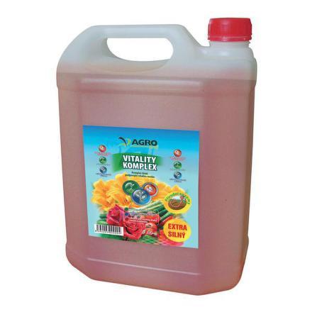Hnojivo Agro Vitality komplex extra silný 5 l