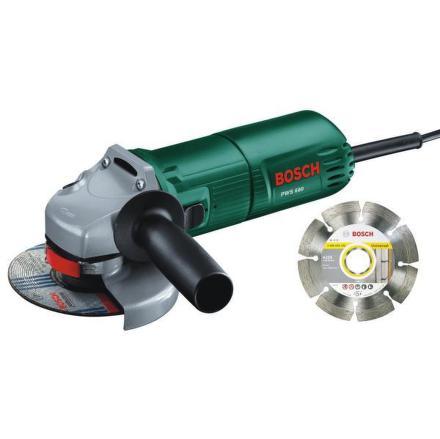 Bruska úhlová Bosch PWS 680-115