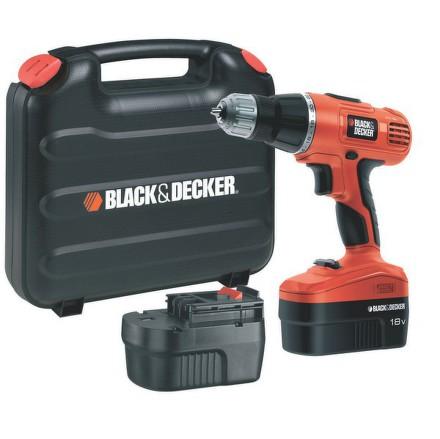 Akuvrtačka Black&Decker EPC188BK