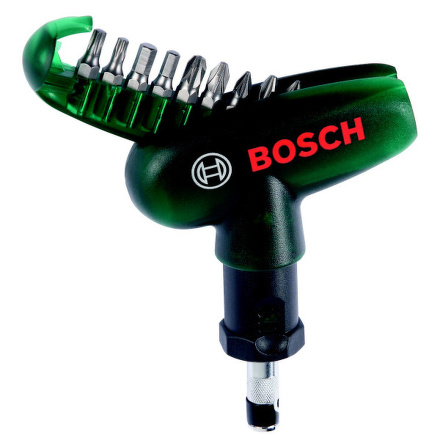 Sada Bosch 10 dílná šroubovací sada