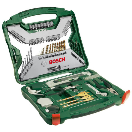 Sada nářadí Bosch 103 dílná X-Line titan