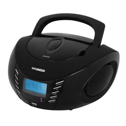 Radiopřijímač Hyundai TRC 282 DRU3, CD/MP3/USB