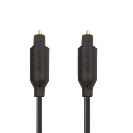 Kabel Belkin optický, 2m - černý