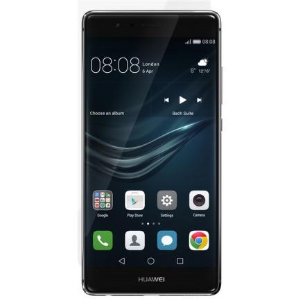 Huawei P9 32 GB Dual SIM Grey + dárek Hama MicroSDHC 16GB + adaptér (114992), Aligator selfie držák + bluetooth zelený, VR-X2 brýle 3D univerzální zdarma