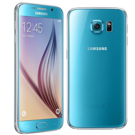 Mobilní telefon Samsung Galaxy S6 (G920) 32 GB - modrý