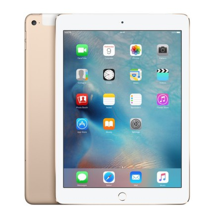 "Dotykový tablet Apple iPad Air 2 Wi-Fi Cell 64 GB 9.7"""", 64 GB, WF, BT, 3G, Apple iOS - zlatý"