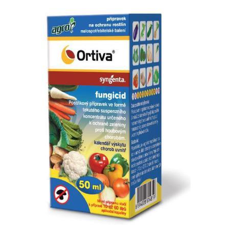 Agro Fungicid Ortiva 50ml