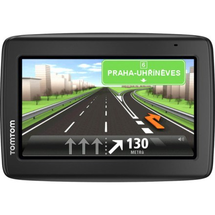 Navigace TomTom START 25 Europe Traffic LIFETIME mapy