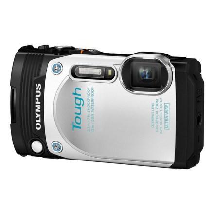 Fotoaparát Olympus TG-870, bílý