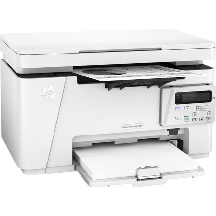 Tiskárna multifunkční HP LaserJet Pro MFP M26nw A4, 18str./min, 600 x 600, 128 MB, duplex, WF, USB - bílá