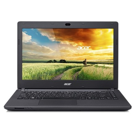 "Ntb Acer Aspire ES14 (ES1-432-C843) Celeron N3350, 4GB, 32GB, 14"""", HD, bez mechaniky, Intel HD, BT, CAM, W10 - černý"