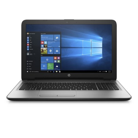 "Ntb HP 250 G5 Pentium N3710, 4GB, 500GB, 15.6"""", Full HD, DVD±R/RW, Intel HD 405, BT, CAM, W10 - stříbrný"