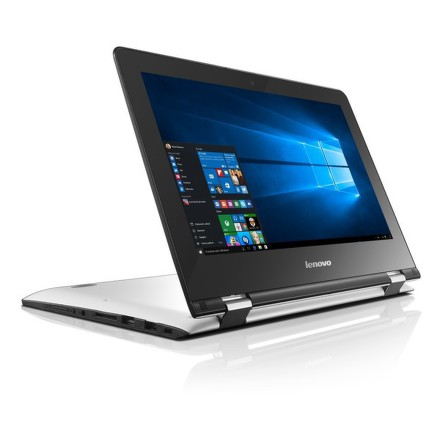 "Ntb Lenovo IdeaPad YOGA 300-11IBR + office 365 na jeden rok zdarma Pentium N3710, 4GB, 32GB, 11.6"""", HD, bez mechaniky, Intel HD"