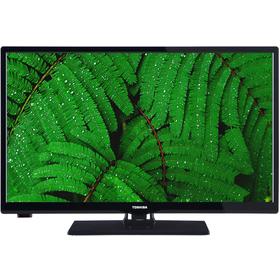 TOSHIBA 24W1665DG HD TV T2/C/S2