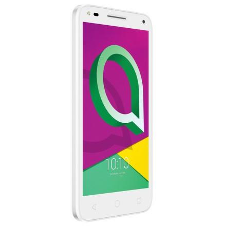 Mobilní telefon ALCATEL U5 3G 4047D Dual SIM - bílý