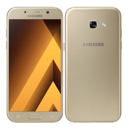 Mobilní telefon Samsung Galaxy A5 (2017) - zlatý