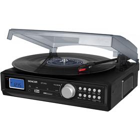 SENCOR STT 211U GRAMOFON S USB/SD/FM