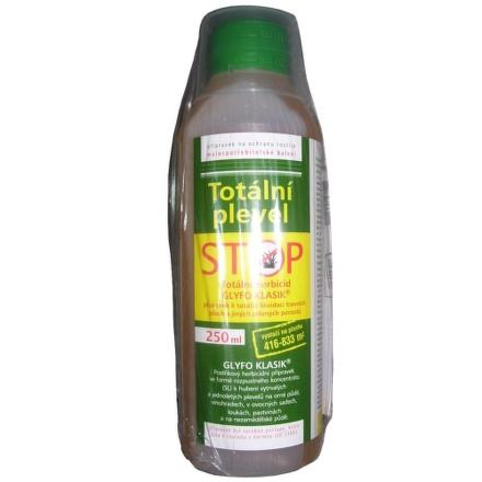 Herbicid Agro Praktik Totální plevel stop 250 ml
