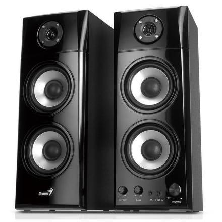 Reproduktory Genius SP-HF1800A 2.0 - černé
