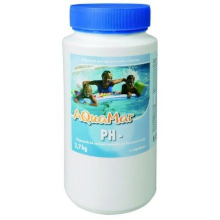 Bazénová chemie Marimex AQuaMar pH- 2,7 kg