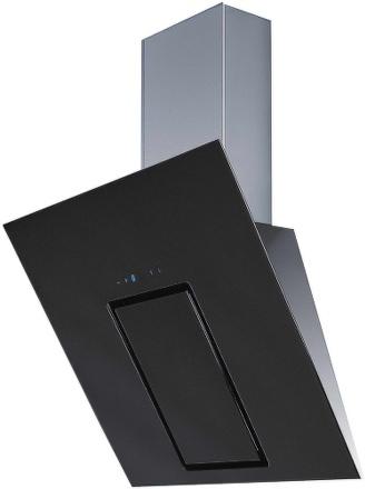 Odsavač par Guzzanti SK 60 nerez/černé sklo