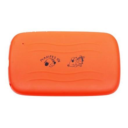 Pouzdro na tablet GoGEN Maxipes Fík MAXI KAPSA 7 O - oranžové