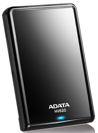 ADATA HV620 2TB External 2.5'' HDD black